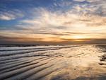 Sundown on the Gulf